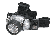 Pealamp TOPEX 7x LED