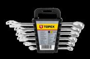 Mutrivõtmete komplekt TOPEX (12-osaline)