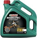 Õli CASTROL 5W30 MAGNATEC STOP-STAR A5 4L