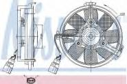 Ventilaator mootorijahutus