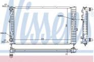 Radiaator mootorijahutus
