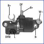 Generaatori pingeregulaator
