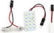 Auto salongi pirn 12 LED