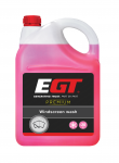 EGT klaasipesuvedelik -15C 4L