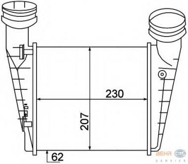 Kompressoriõhuradiaator