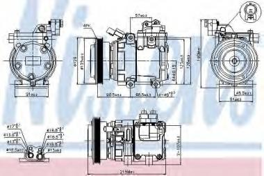 Kompressor,kliimaseade