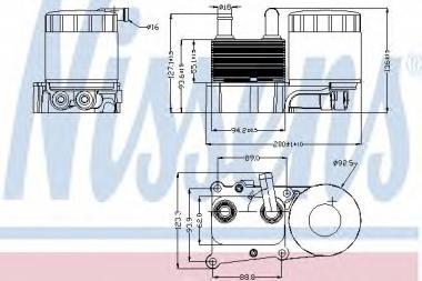 Õliradiaator,mootoriõli