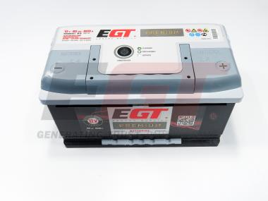 Käivitusaku EGT PREMIUM 85Ah 800A  -/+ 313x175x175mm