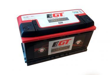 Käivitusaku EGT AGM 95Ah 780A -/+ 350x175x190mm