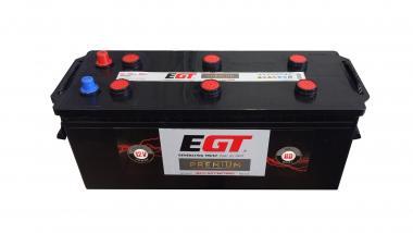 Käivitusaku EGT PREMIUM TRUCK PROFESSIONAL 145Ah 800A 513x189x195mm