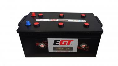 Käivitusaku EGT PREMIUM TRUCK PROFESSIONAL 230Ah 1200A 518x274x215mm