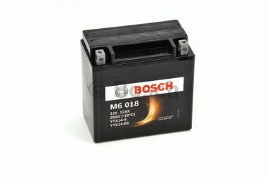 Käivitusaku  BOSCH 12Ah 200A M6 AGM