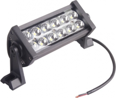 Halogeeniga LED lamp 36W