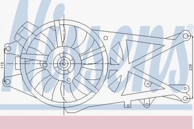 Ventilaator,kliimakondensaator