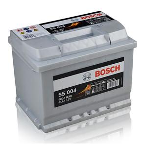 Käivitusaku BOSCH 61Ah 600A S5