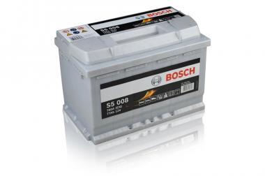 Käivitusaku BOSCH 77Ah 780A S5