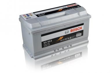 Käivitusaku BOSCH 100Ah 830A S5