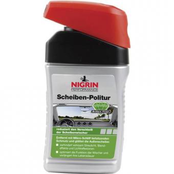 Klaasi poleerimise vahend NIGRIN Nano Tec 250ml