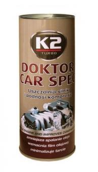 Mootoriõli lisand DOKTOR CASPEC 428ML 10917