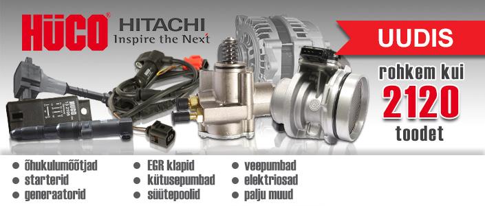 Huco  / Hitachi